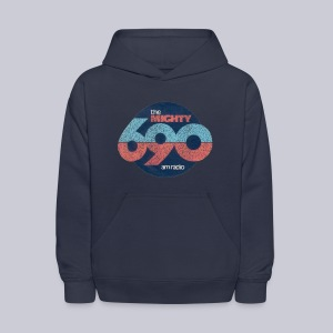 The Mighty 690am - Kids' Hoodie