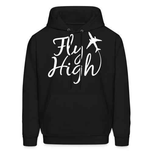 FLY HIGH - Men's Hoodie