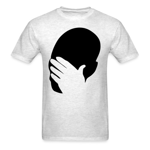 Faceplam Tee - Men's T-Shirt