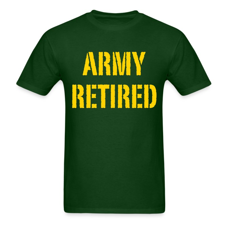 Dating a retired army man