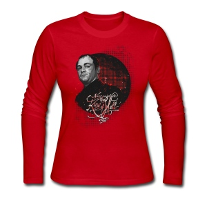 The King of Hell [DESIGN BY IZU] - Women's Long Sleeve Jersey T-Shirt