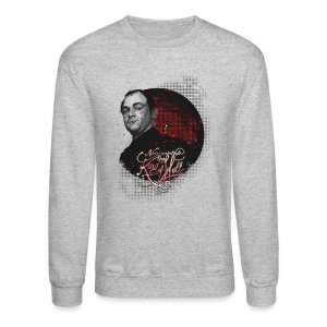 The King of Hell [DESIGN BY IZU] - Crewneck Sweatshirt