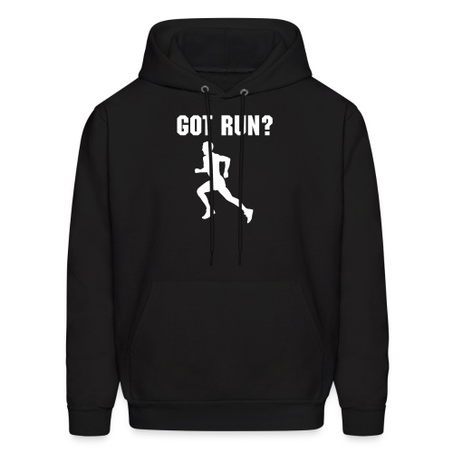 Got Run? T-shirt - Men's Hoodie
