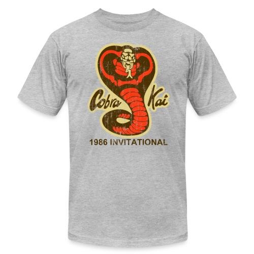 Cobra Kai tee - Men's Fine Jersey T-Shirt