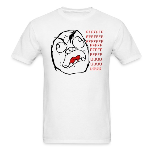 FUUU Tee - Men's T-Shirt