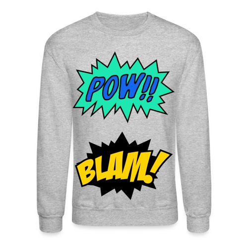 Comic strip - Crewneck Sweatshirt
