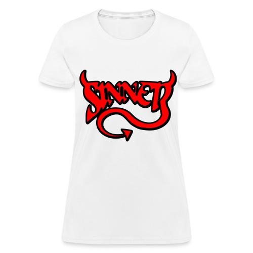 Sinner - Women's T-Shirt