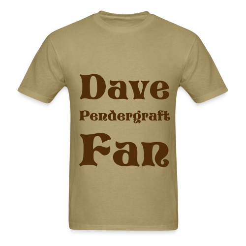 Dave Fan Tee - Men's T-Shirt