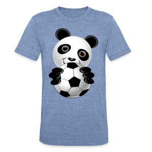 Soccer. It is THE game! - Unisex Tri-Blend T-Shirt by American Apparel