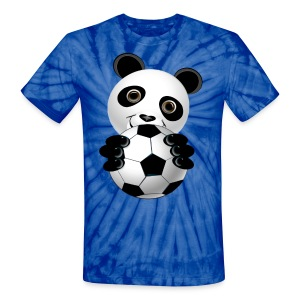 Soccer. It is THE game! - Unisex Tie Dye T-Shirt