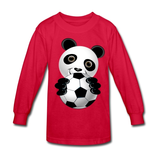 Soccer. It is THE game! - Kids' Long Sleeve T-Shirt