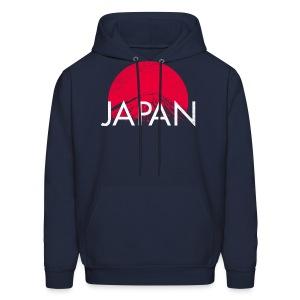 Japan Mt Fuji T-Shirt - Men's Hoodie
