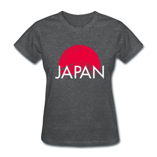 Japan Mt Fuji T-Shirt - Women's T-Shirt