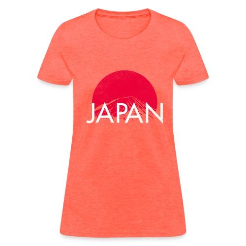Japan Mt Fuji T-Shirt - Women's T-Shirt