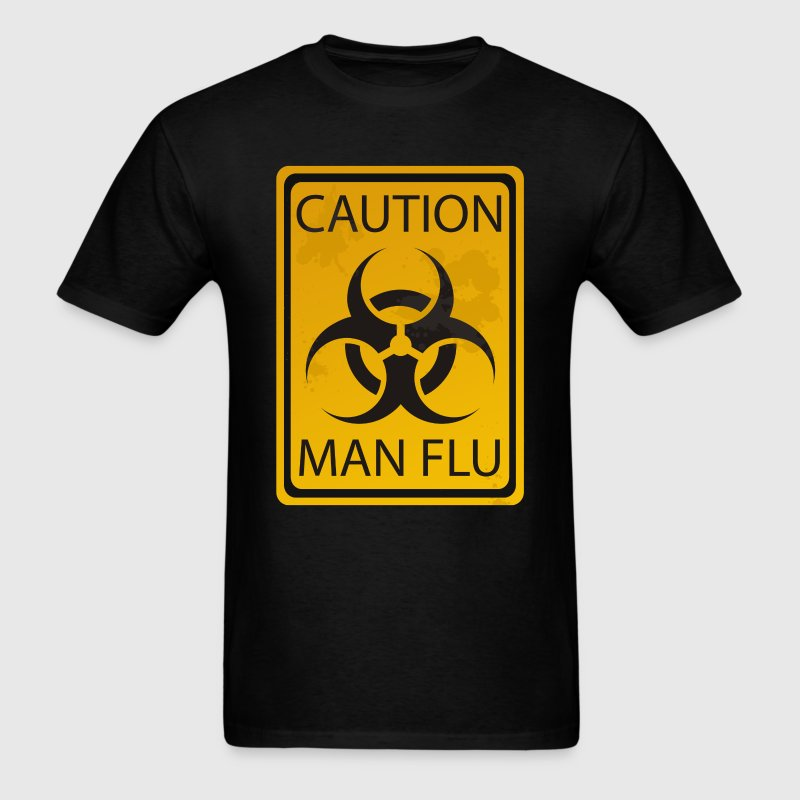 MAN FLU - Men's T-Shirt