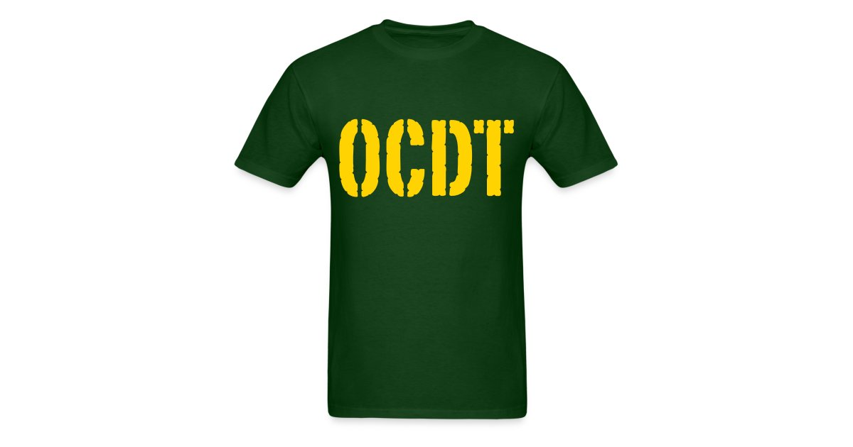 Militee | Officer Cadet OCDT rank - Mens T-Shirt
