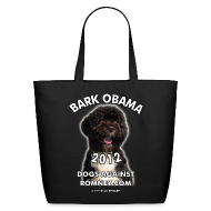 Bags & backpacks ~ Eco-Friendly Cotton Tote ~ Official Dogs Against Romney