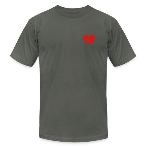 Adoption Awareness - Men's Fine Jersey T-Shirt