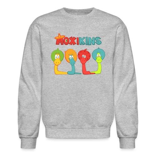 Moxikins Sweatshirt - Crewneck Sweatshirt