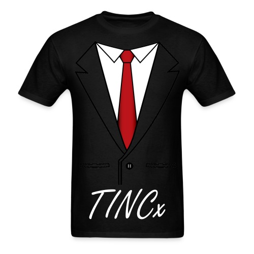 The Gentlemen's TINCx Suit - Men's T-Shirt