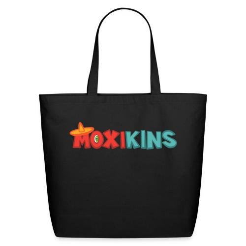 Moxikins Logo Tote - Eco-Friendly Cotton Tote