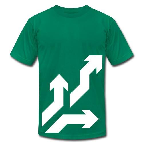 Directions - Men's Fine Jersey T-Shirt