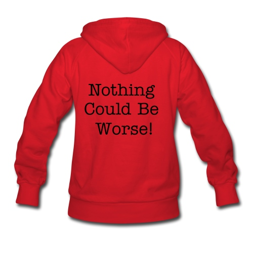 pedestrian on the loose! Women's hoodie - Women's Hoodie