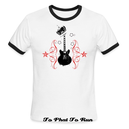 Mens Rock Tee - Men's Ringer T-Shirt