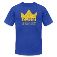 T-Shirts ~ Men's T-Shirt by American Apparel ~ King Henrik
