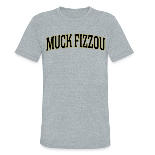 Vanderbilt says Muck Fizzou - AA - Unisex Tri-Blend T-Shirt