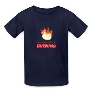 MinnesotaBurns Kids Tshirt - Kids' T-Shirt