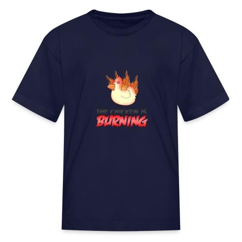 MinnesotaBurns Kids Tshirt - Kids' T-Shirt
