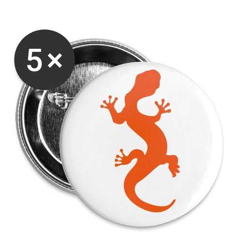 Salamander - Buttons small 1'' (5-pack)