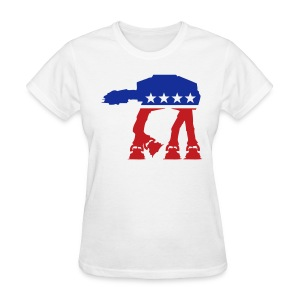 Imperialist At-At - Women's T-Shirt