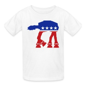 Imperialist At-At - Kids' T-Shirt