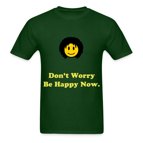 Marley Smiley - Men's T-Shirt
