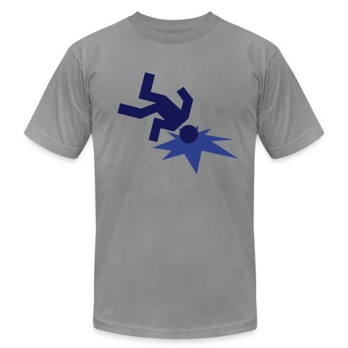 Tripping user T - Men's Fine Jersey T-Shirt