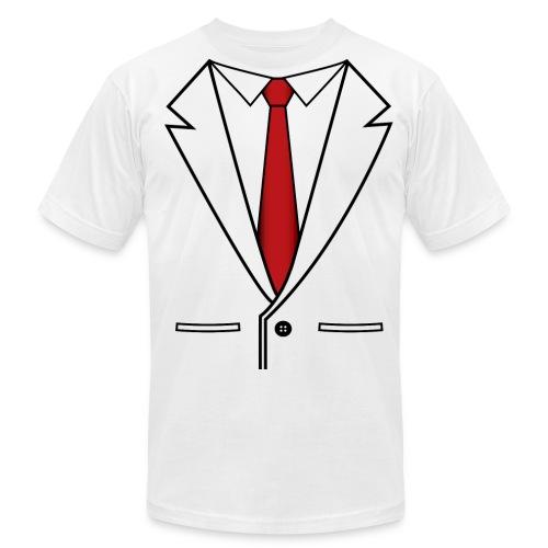 men - mr. boss - Men's Fine Jersey T-Shirt