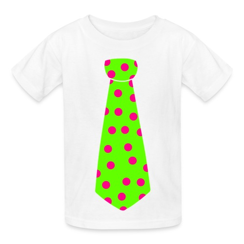 Child's tie shirt - Kids' T-Shirt