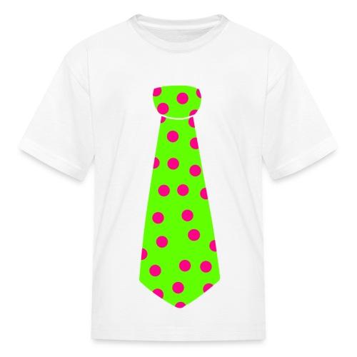 Child's tie shirt - Kids' T-Shirt