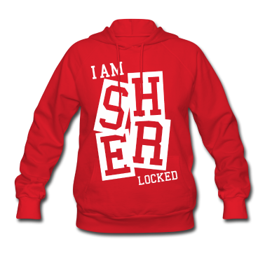 sherlocked Hoodies