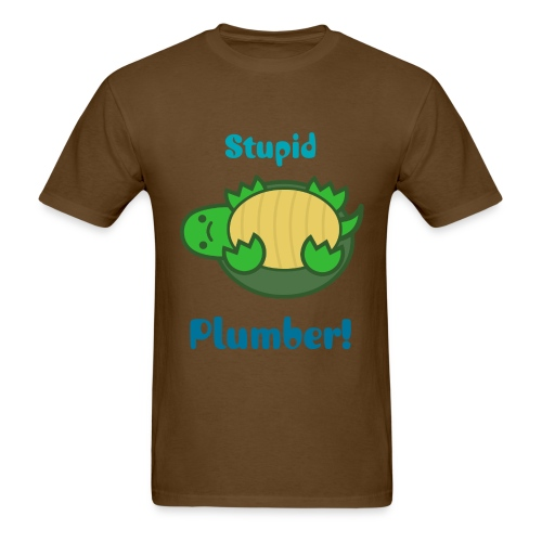 Sad Turtle - Men's T-Shirt
