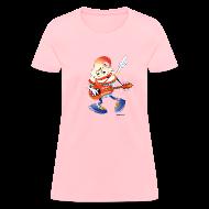 T-Shirts ~ Women's T-Shirt ~ Rockin' Red Velvet Cupcake Women's Tee
