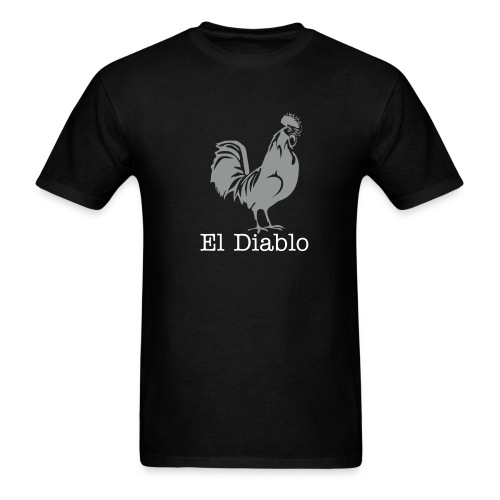 el diablo - Men's T-Shirt