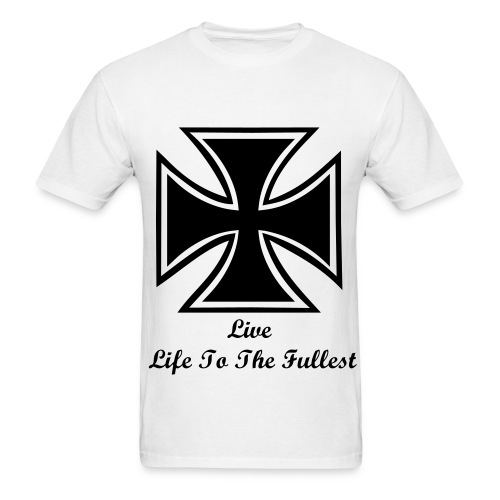 Life To The Fullest - Men's T-Shirt