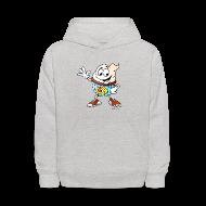 Sweatshirts ~ Kids' Hoodie ~ Cupcake Charlie Kids Hooded Sweatshirt
