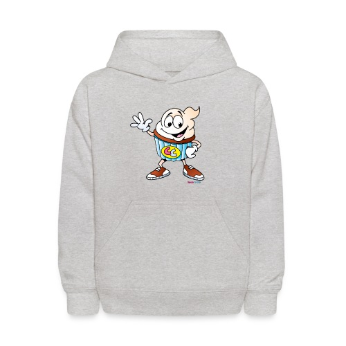 Cupcake Charlie Kids Hooded Sweatshirt - Kids' Hoodie