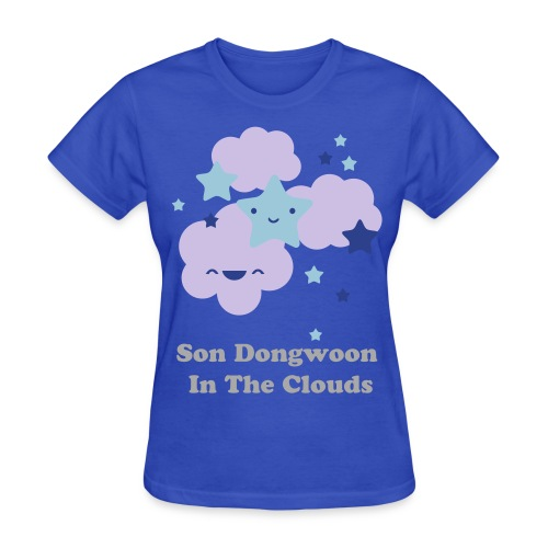 Dongwoon In The Clouds - Women's T-Shirt