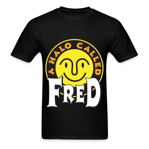 A Halo Called Fred - Men's Shirt - Men's T-Shirt