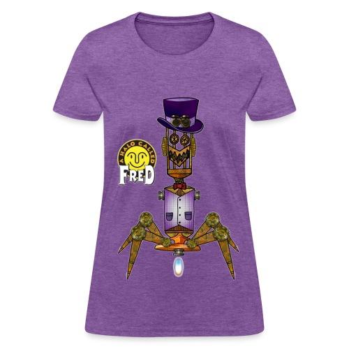 A Halo Called Fred - Barry The Steampnuk Monster - Women's Shirt - Women's T-Shirt